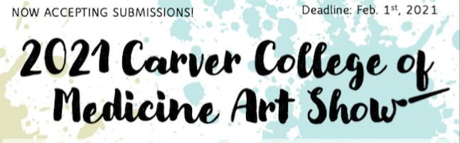 2021 Carver College of Medicine Art Show